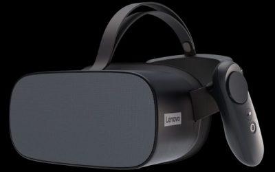 Lenovo unveils enterprise VR headset